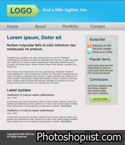 طراحی قالب وب سایت ورد پرس