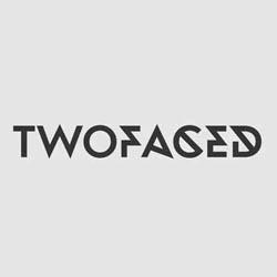 فونت Twofaced