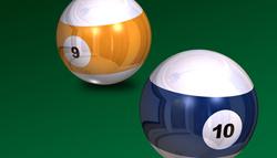 دانلود آموزش ساخت توپ سه بعدی بیلیارد در فتوشاپ