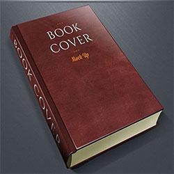 دانلود فایل لایه باز جلد کتاب