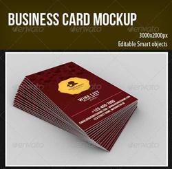 دانلود کارت ویزیت تجاری زیبا