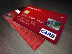 طرح لایه باز کارت اعتباری