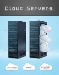 دانلود فایل پی اس دی سرورهای ابری