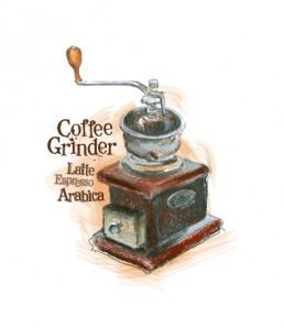دانلود وکتور قهوه ساز