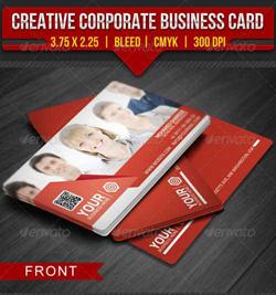 دانلود کارت ویزیت زیبای شرکتی