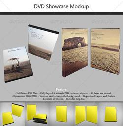 دانلود فایل لایه باز جعبه دی وی دی