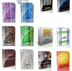 دانلود مجموعه بزرگ از گرادیانت و استایل برای طراحان
