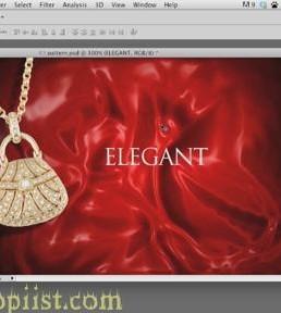 آموزش خلق تصاویر زیبا در فتوشاپ