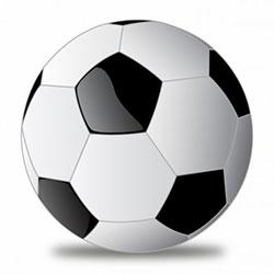 دانلود وکتور توپ فوتبال