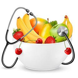 دانلود وکتور میوه ها