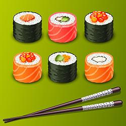دانلود وکتور غذاهای ژاپنی