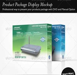 دانلود فایل لایه باز پکیج محصولات