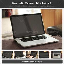 دانلود فایل لایه باز صفحه نمایش واقعی لپ تاپ