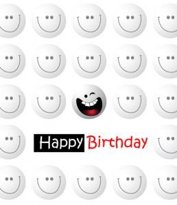 Happy Birthday lots of smiles