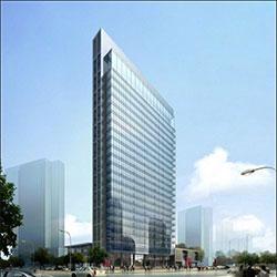 دانلود مدل سه بعدی صحنه خارجی برج Teelan