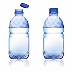 دانلود وکتور بطری آب