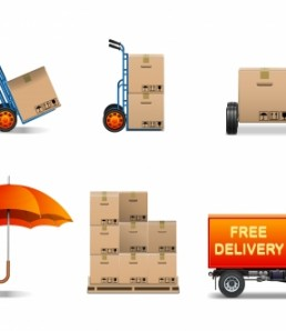 delivery_service_collection_box_package_truck_umbrela_6814012
