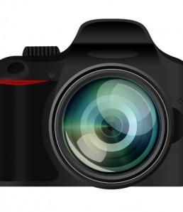 دانلود فایل psd دوربین دیجیتال