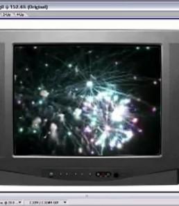 آموزش اضافه کردن ویدئو به عکس در فتوشاپ