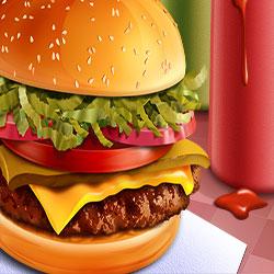 دانلود فایل لایه باز ساندویچ همبرگر