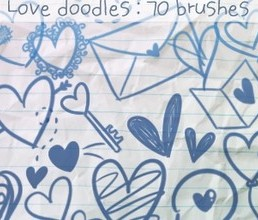 love_doodles_brushes_2_178325