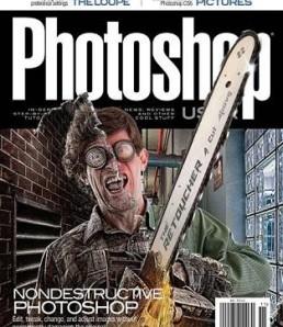 دانلود مجله گرافیک - Photoshop User November 2012