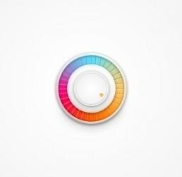 rainbow_volume_knob_271335
