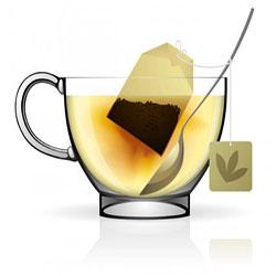 دانلود وکتور فنجان چای