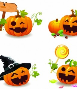 دانلود وکتور هالووین