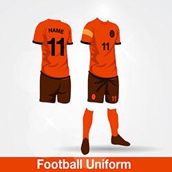 دانلود وکتور لباس فوتبال