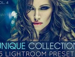 15 Unique Lightroom Presets
