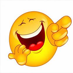 دانلود وکتور شکلک خنده