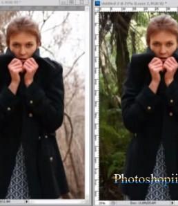 فیلم آموزشی حذف بک گراند از عکس