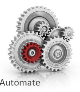 کار با دستورات Automate