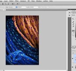 آموزش تنظیم و کالیبره کردن تصاویر در فتوشاپ