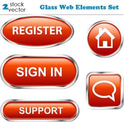 دانلود المنت های طراحی وب شیشه ای