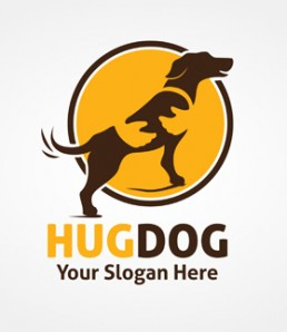 Logo-dog-design-vector