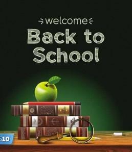وکتور برگشت به مدرسه