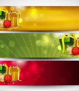 دانلود وکتور بنر زیبای سال جدید