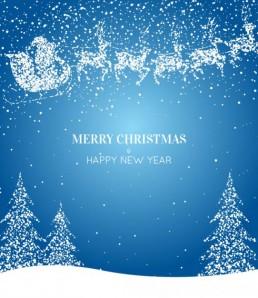 دانلود وکتور بک گراند کریسمس مبارک